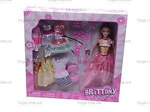 Кукла Brittany, с аксессуарами, 39156, фото