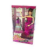 Кукла брюнетка типа «Барби», 818-2