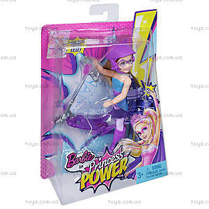 Кукла Челси с самокатом из мультфильма «Barbie Суперпринцесса», CDY68, отзывы