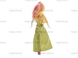 Детская кукла Cinderella, 8061A, фото