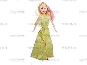 Детская кукла Cinderella, 8061A, цена