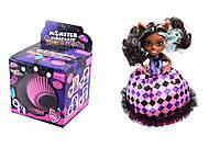 Кукла «Monster High» в капкейке, DH2192