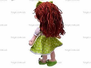Кукла «Даша», мягкая, К245М, фото
