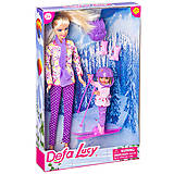 Набор «Defa Lucy» с маленькой куклой, 8356, тойс