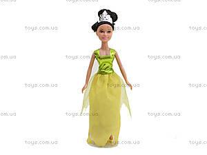 Детская кукла DEFA «Моя принцесса», 8309, купить