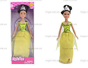 Детская кукла DEFA «Моя принцесса», 8309