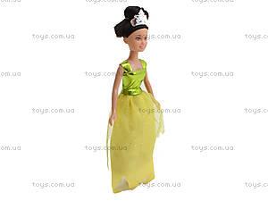 Детская кукла DEFA «Моя принцесса», 8309, отзывы