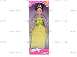 Детская кукла DEFA «Моя принцесса», 8309, цена