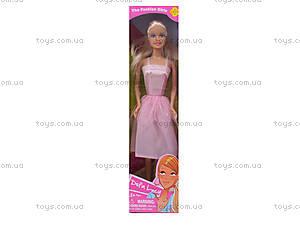 Кукла Defa для девочек, 8091A, фото