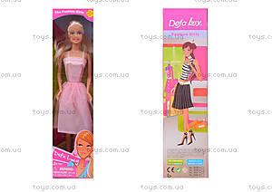 Кукла Defa для девочек, 8091A