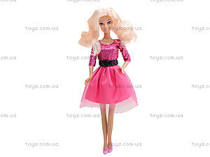 Детская кукла DEFA «Диско», 8226, игрушки