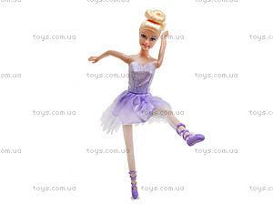 Кукла-балерина Defa, 29 см, 8252, отзывы