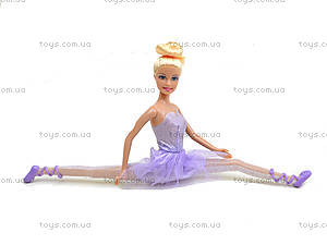 Кукла-балерина Defa, 29 см, 8252, игрушки