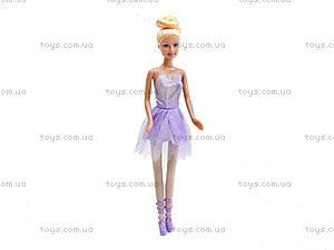 Кукла-балерина Defa, 29 см, 8252, детские игрушки