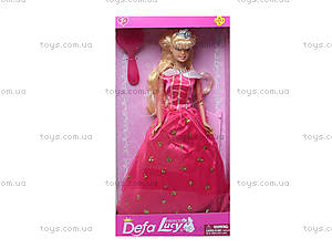 Кукла DEFA «Сказочная принцесса», 8261, фото