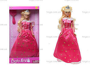 Кукла DEFA «Сказочная принцесса», 8261