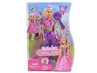 Кукла для девочек «Поющая принцесса», 8265, toys