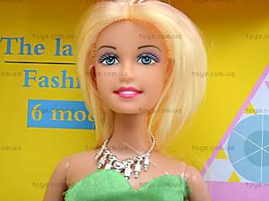 Кукла DEFA «Особый вечер», 6 видов, 8272, купить