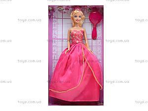 Кукла DEFA »Принцесса», 8291, игрушки