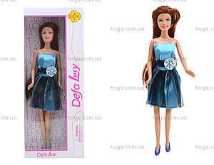 Кукла Defa «Модный фасон», 8136