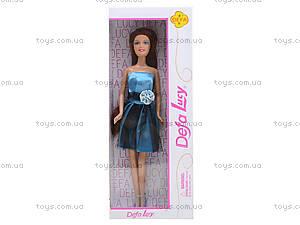 Кукла Defa «Модный фасон», 8136, отзывы