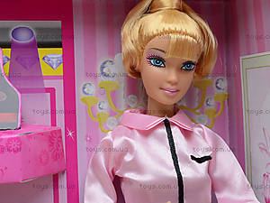 Кукла DEFA «Официантка с посетителем», 8229, цена
