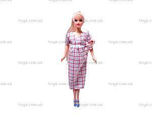 Кукла Defa беременная, 6001, купить