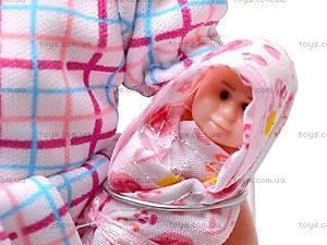 Кукла Defa беременная, 6001, фото