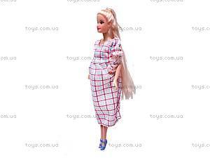 Кукла Defa беременная, 6001, отзывы