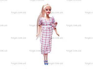 Кукла Defa беременная, 6001