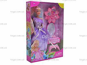 Кукла Defa c зеркалом, 8076, цена