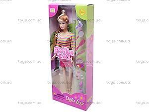Кукла Defa «Fashion», 6002
