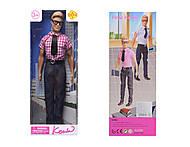 Кукла для девочек Defa «Кен», 8336, фото