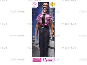Кукла для девочек Defa «Кен», 8336, отзывы