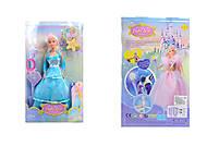 Игрушечная кукла «Принцесса» для девочек, 8003, фото