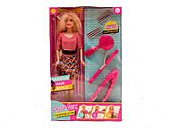 Кукла «Defa Lucy» с парикмахерским набором, 8381, опт