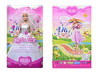 Детская кукла Defa Lucy «Невеста», 6091, іграшки