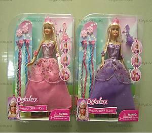 Кукла Defa Lucy «Принцесса», 8182