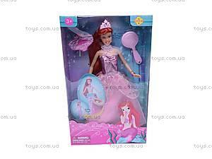 Кукла Defa Lucy, принцесса, 8188, детские игрушки