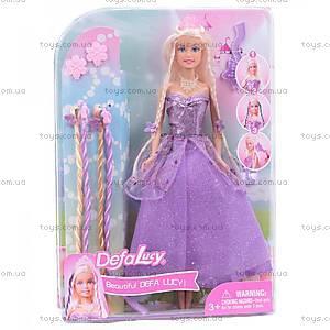 Кукла Defa Lucy «Принцесса», 8182, фото