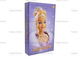 Кукла Defa Lucy, с аксессуарами, 20953, цена