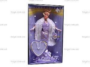 Кукла Defa Lucy, с аксессуарами, 20953, игрушки