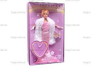 Кукла Defa Lucy, с аксессуарами, 20953, детские игрушки