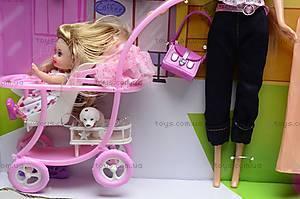 Кукла Defa Lucy с гардеробом, 8035, отзывы