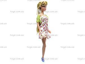 Кукла Defa Lucy с манекеном, 6070, цена