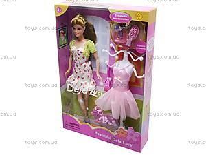 Кукла Defa Lucy с манекеном, 6070