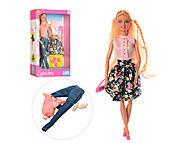 Кукла «Defa Lucy» с нарядом, 8383, игрушки