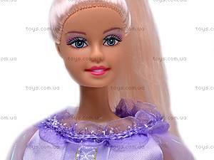 Кукла Defa Lucy, с одеждой, 8001, фото