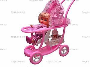 Кукла Defa Lucy с питомцем и коляской, 20958, отзывы