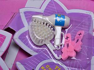 Кукла Defa Lucy с питомцем и коляской, 20958, магазин игрушек